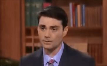 Ben Shapiro addresses former president Obama on C-SPAN2 (Photo Credit: YouTube/Ken Ammi)