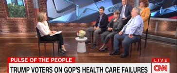 CNN Trump Voter Panel On Obamacare 09-27-17 (Screenshot-CNN)
