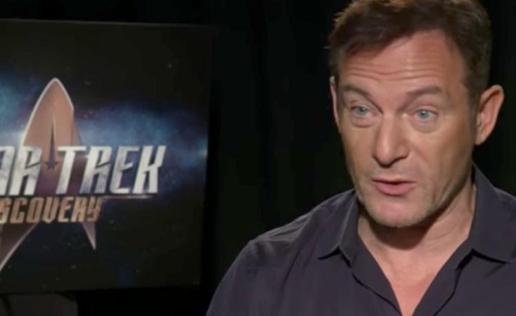 Jason Isaacs in Star Trek: Discovery (Screenshot: YouTube)