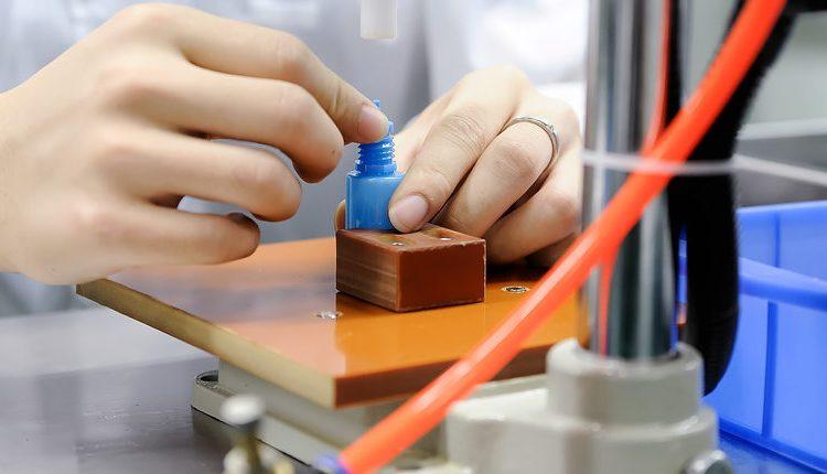 Vape manufacturer (Photo via Shutterstock)