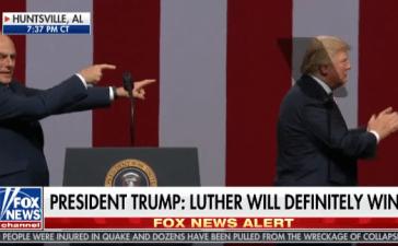 General John Kelly and Trump (FOX News).