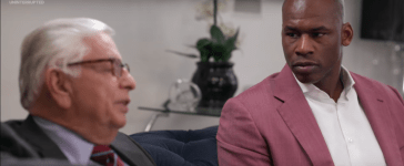 Former NBA commissioner David Stern said marijuana should be taken off the league's banned substance list, during an interview with former player Al Harrington.(YouTube Screenshot-UNINTERRUPTED)