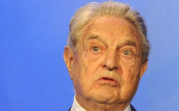 George Soros Getty Images/Olivier Morin