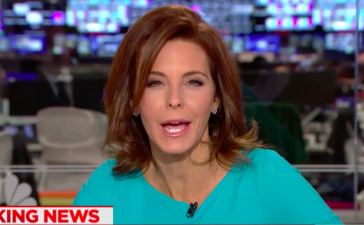 Screen Shot Stephanie Ruhle on JFK Files (MSNBC: Oct 27, 2017)
