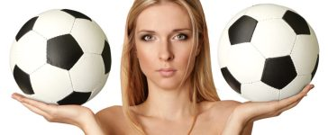 Soccer Woman (Credit: Shutterstock)