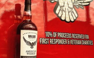 Valor is super alpha. Photo courtesy of Valor Spirits.