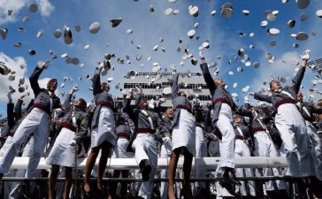 West Point United States Military Academy graduation Reuters/Mike Segar