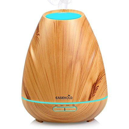 Normally $46, this essential oil diffuser is 40 percent off with this code (Photo via Amazon)