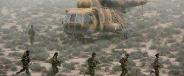 Iran's elite Revolutionary Guard special