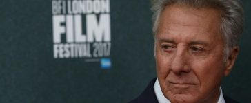 "FILE PHOTO: Actor Dustin Hoffman arrives for the UK premiere of ""The Meyerowitz Stories"" during the British Film Festival in London, Britain October 6, 2017. REUTERS/Luke MacGregor"