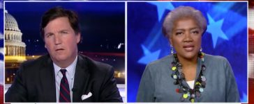 Brazile Tucker Fox News screenshot