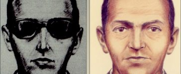 DB Cooper (Credit: FBI.gov https://www.fbi.gov/history/famous-cases/db-cooper-hijacking)