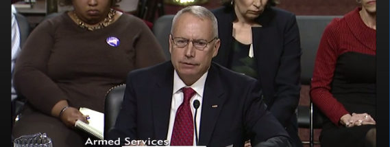 Dean Winslow (Photo: Senate Armed Services Committee/Screenshot)