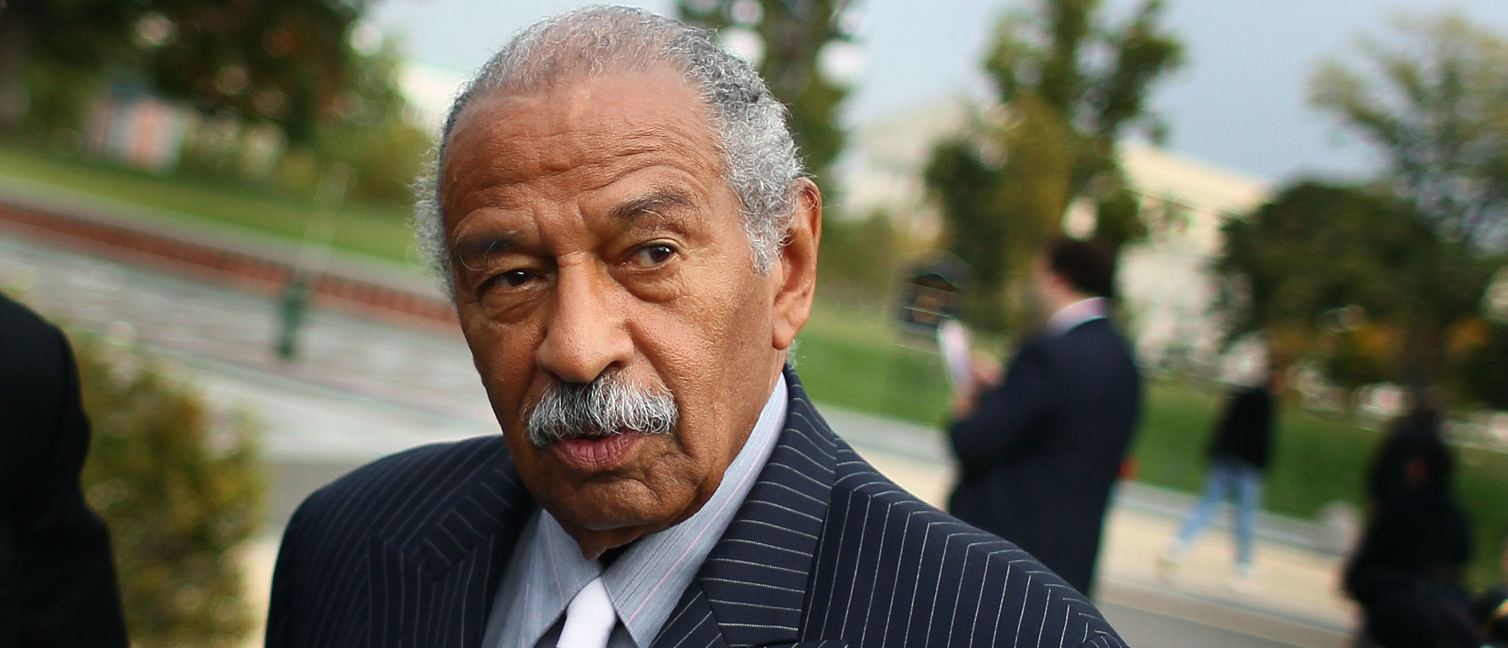 Conyers Accusers Not To Be Believed Because They're 'All White Women,' According To Dem Congressman