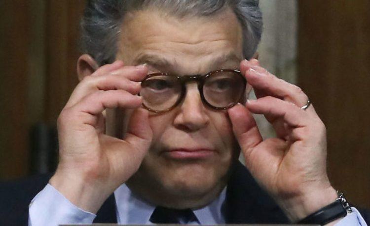 Here is a photo of Democratic Sen. Al Franken of Minnesota. (Photo: Getty Images)