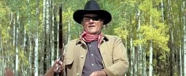John Wayne YouJohn Wayne YouTube screenshot/Movieclips