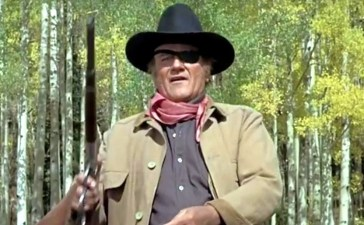 John Wayne YouJohn Wayne YouTube screenshot/Movieclips