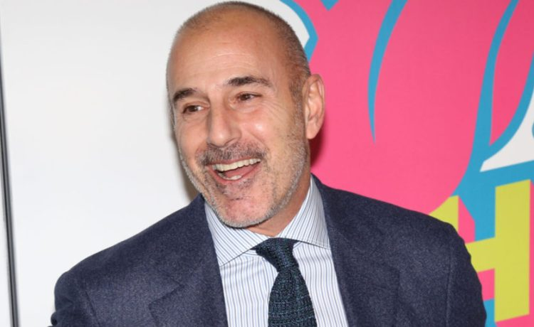 NEW YORK - NOV 15, 2016: Matt Lauer attends the Rolling Stones Exhibitionism opening at Industria November 15, 2016, in New York City. (Photo: Shutterstock/ JStone)