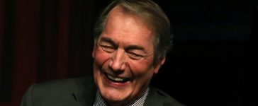 TV host Charlie Rose speaks at the Economic Club of New York luncheon in the Manhattan borough of New York, U.S., June 2, 2016. REUTERS/Carlo Allegri