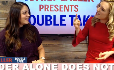 Julia Nista And Amber Athey On Double Take 11-09-2017