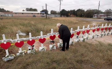 Sutherland Springs Getty Images/Scott Olson