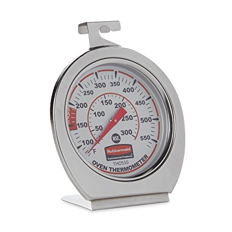 Normally $17, this #1 bestselling oven thermometer is 68 percent off (Photo via Amazon)