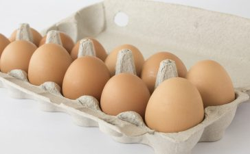 Here is a photo of a carton of brown eggs. (Photo: Shutterstock/ Vicki Vale)
