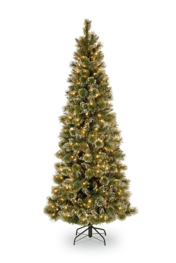 Normally $560, this Christmas tree is 75 percent off (Photo via Amazon)