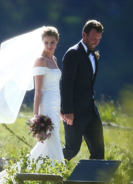 Erin Andrews Marries In Dream Wedding  Daily Candid News