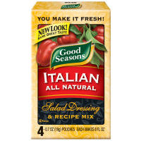 Good Seasons Italian