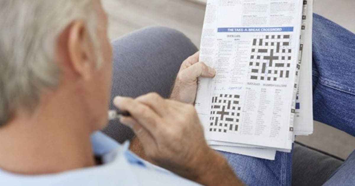 Free Large Print Crossword Puzzles for Seniors  DailyCaring