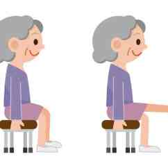 Sitting Down Chair Exercises Kitchen Table Chairs With Arms Video Easy Effective 10 Minute For Seniors Dailycaring