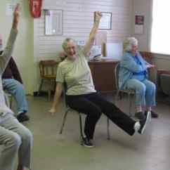 Chair Yoga For Seniors Antique Windsor Chairs Sale Reduce Pain And Improve Health Video Dailycaring