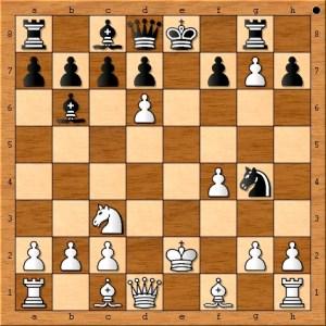 Position after 12. d6