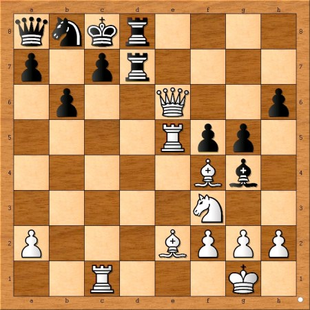 White to move: mate in 4