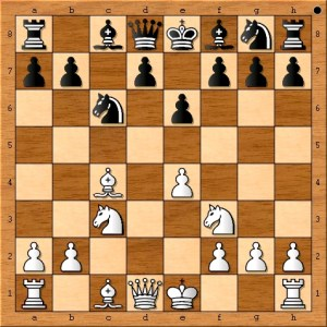 As a young gambiteer should, Susan Polgar keeps developing her pieces.