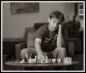 Now that you have seen his play, I strongly suggest watching GM Susan Polgar's recent interview with GM Sam Shankland.