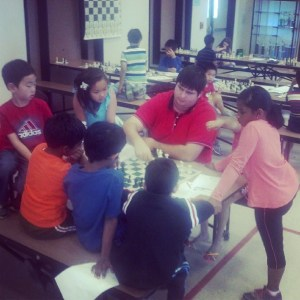 The Fremont Chess Camp at Mission San Jose Elementary School is where champions are made!