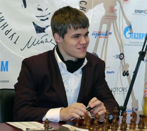 Magnus Carlsen will likely benefit from defeat in his first attempt at the world chess championship.