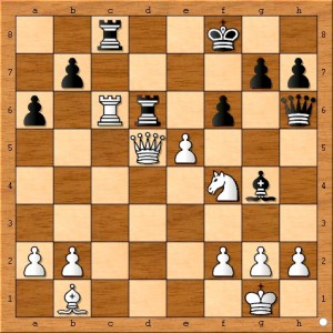 All roads lead to defeat for black but now Susan Polgar has a mate in 6. Can you find it?
