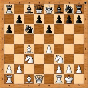 Susan Polgar is castled, has a three on one piece advantage and controls the center. Even when black employs the Taylor System, white has a lot to write home about.