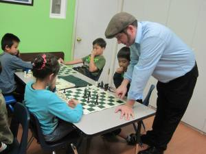 Chris is widely recognized as one of the main driving forces behind the explosion in popularity and sudden rise in quality of scholastic chess in California.