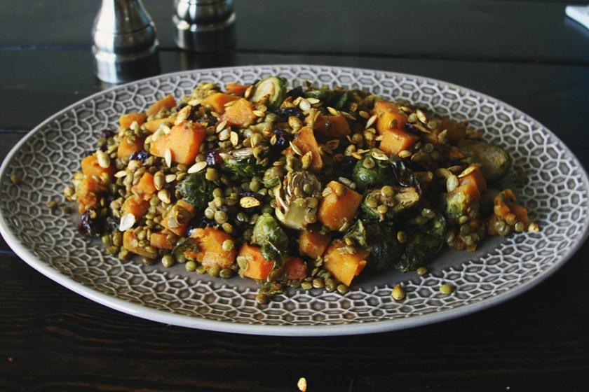 lentil-butternut-squash-brussels-sprouts-4