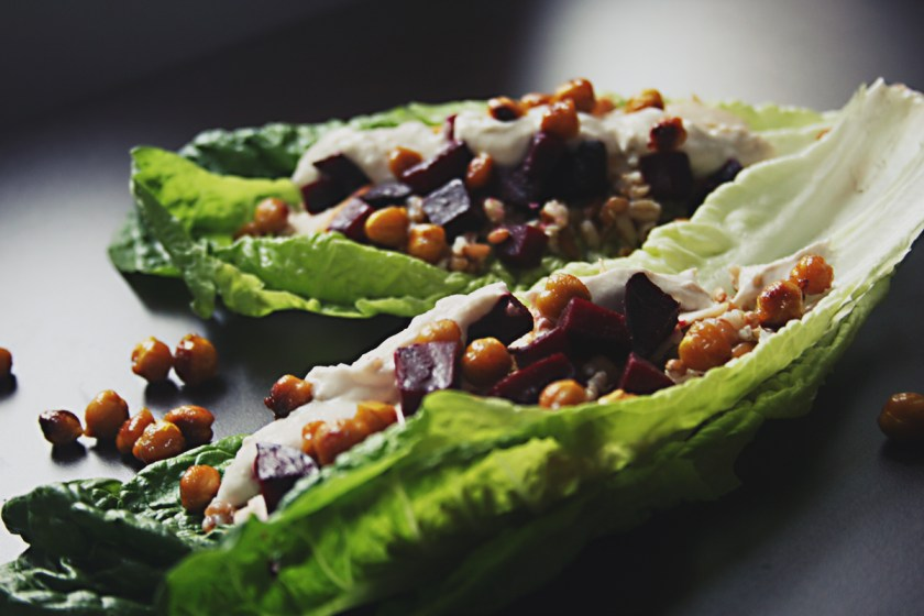 beet-chicken-lettuce-wrap-5