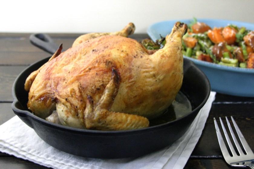 chicken-asparagus-lima-bean-sweet-potatoe-hash-3