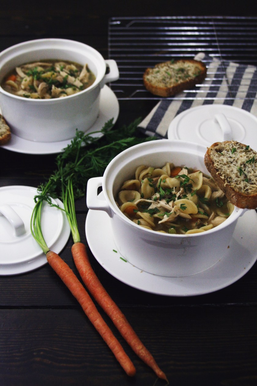 chicken-noodle-soup-parmesan-toast-5