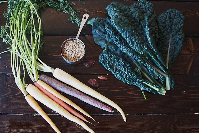 lentil-kale-rainbow-carrot-salad-10
