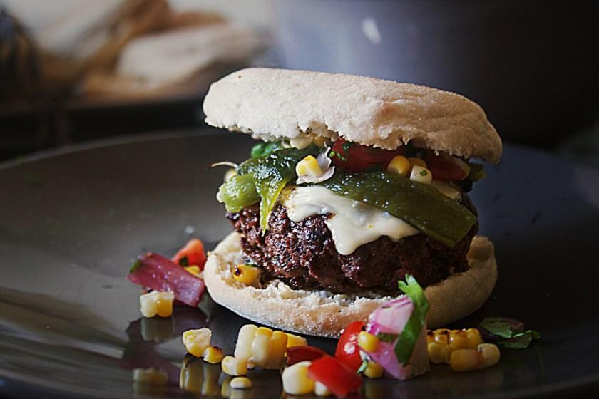 venison-choriza-burger