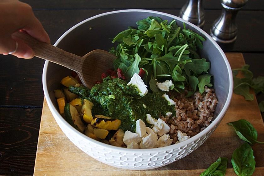 grilled-zucchini-farro-salad-6