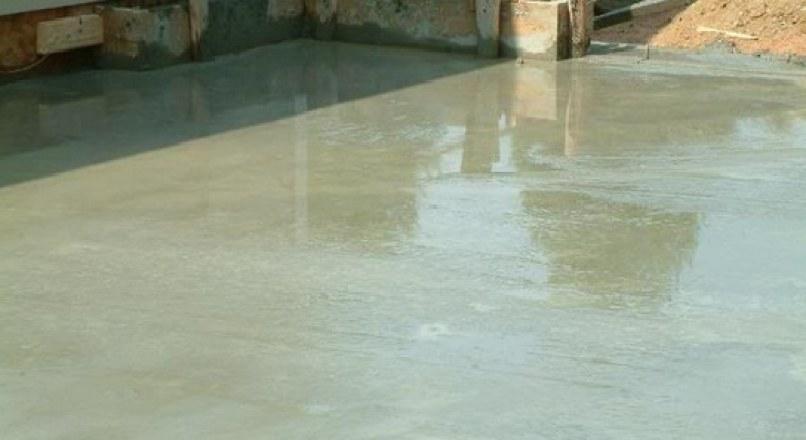 How to reduce bleeding in concrete?